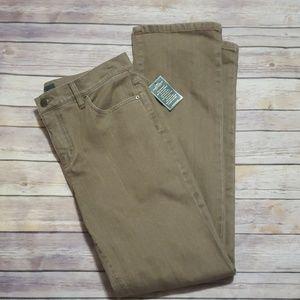 Ralph Lauren Classic Straight Denim Jeans